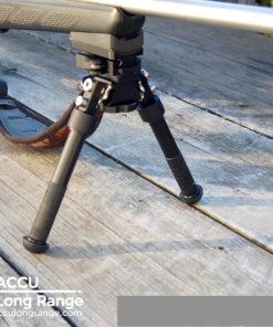 ACCU Long Range Bipod Sling Stud Picatinny style rail adapter 01a